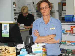 Pharmacy jobs under threat