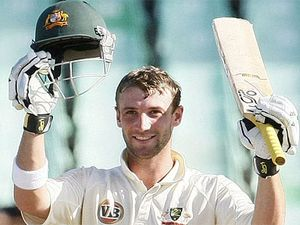 Phillip Hughes: Country boy at heart