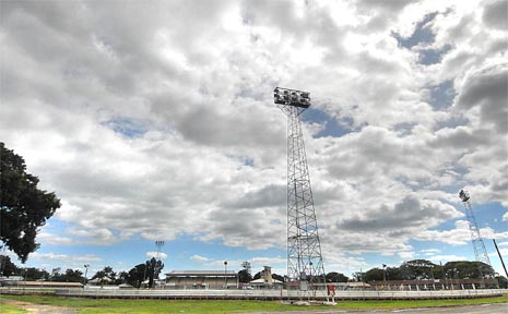 The Mackay Show will remain at the showgrounds for the next three years.