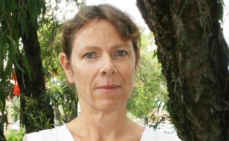 Facilitator/co-ordinator of Byron Bay Breast Cancer Support Group Barbara Pinter.