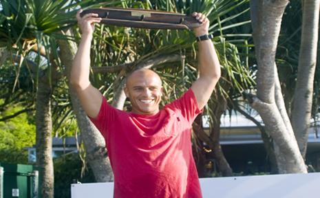 Noosa surfer Dane Wilson.