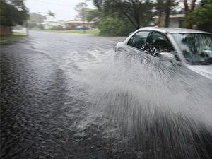 Rain forces road warnings and closures in Gladstone region