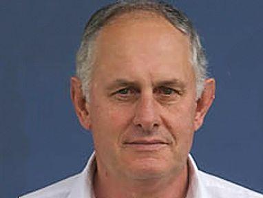 Former Clarence Council Mayor Ian Tiley.