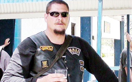 Moranbah Motorcycle Riders Club president Craig Douglas Green, 36, was killed when his bike and a ute collided on the Capricorn Highway, about 25km from Rockhampton.
