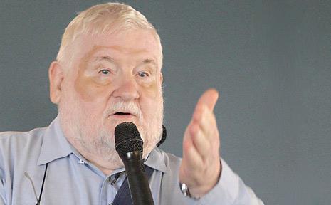 BEX awards organiser Bob Robertson.