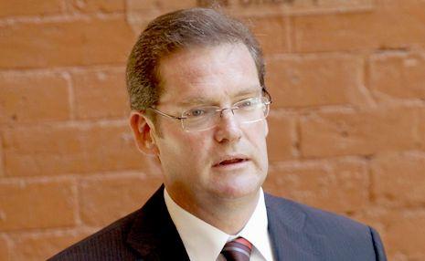 Councillor John McVeigh