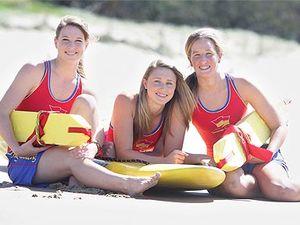 Former surf girl entrants sought for reunion