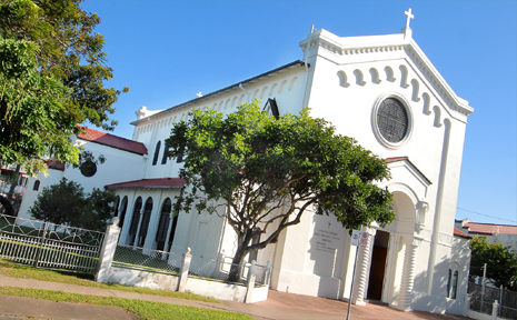 The Holy Trinity Anglican Church on Gordon Street has been nominated for a Mackay Regional Council 2009 Character and Heritage Award.