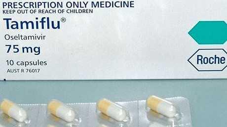 Tamiflu stocks are running low across Queensland.