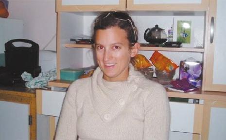 Former Northern Rivers journalist Kate Corbett.