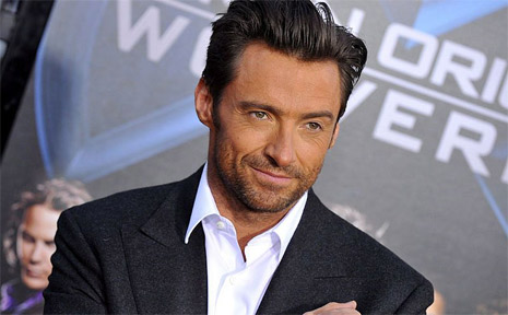 Hugh Jackman is the most loved Australian, according to the poll.