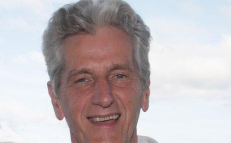 Nightcap Village developer Peter van Lieshout