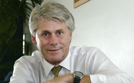 Tweed MP Geoff Provest.