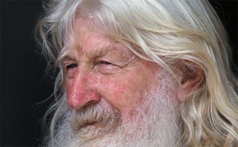 Environmentalist Jim Warburton.