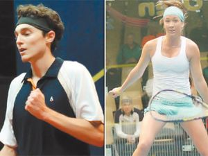 Pilley, Urquhart advance in Open