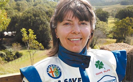 FORMER rally champion Carolyn Boniface believes the World Championship Rally should not proceed.