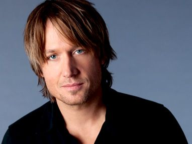 Country music superstar Keith Urban.