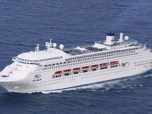 Double emergency on board P&O;'s Pacific Dawn