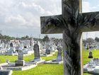 Mackay cemetery.