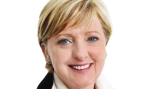 Tweed mayor Joan Van Lieshout