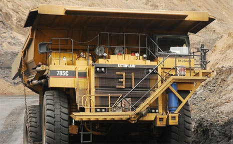 Macmahon has been named as the exclusive mining contractor for Byerwen Mine.