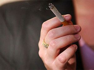 Smokers back pocket hit by tax hike