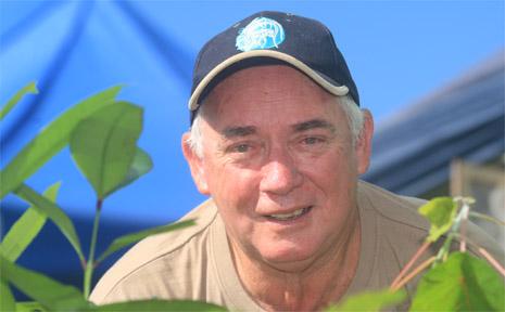 Cane farmer Robert Quirk.