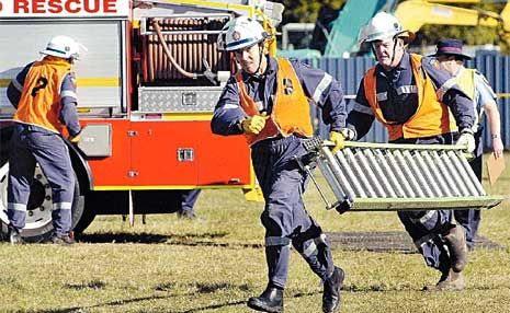Gympie region residents can apply from today to be part of next year's new intake of fire fighters.