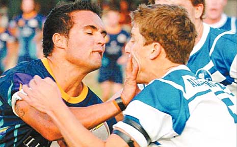 NRRRL clubs are being warned they must control unruly players and spectators or they may end up forfeiting.