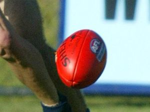 AFL star in trouble after umpire incident