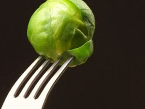 Girl forced to sit for 13 hours to finish brussels sprouts