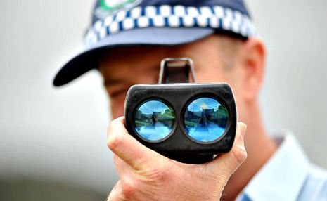 Police will show less tolerance for speeding in Queensland.