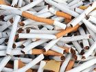 Customs officials seize 19,000 cigarettes