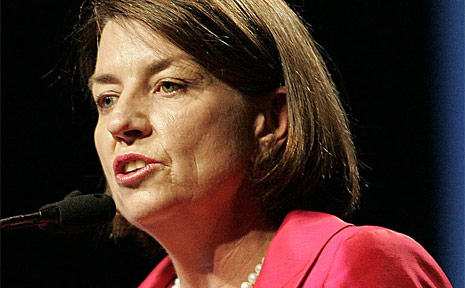Premier of Queensland Anna Bligh