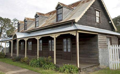 The Royal Bull's Head Inn.