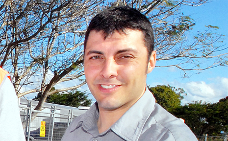 Sal Vecchio danced with Pauline Hanson in Dancing with the Stars in 2004.