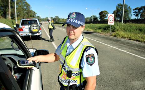 Senior Constable Trent Elliott.