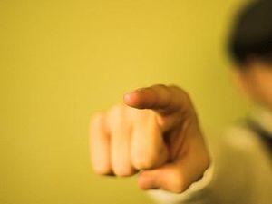 LETTER: Finger pointing unfair
