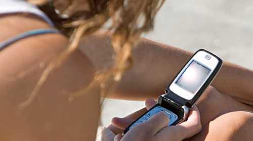 Local sexting