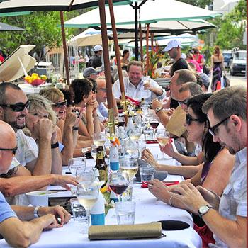 Dining on Hastings Street