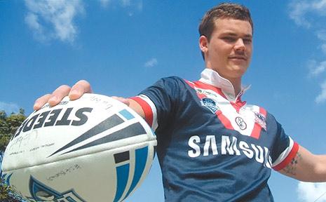 Cheyse Blair has a bright future in rugby league.