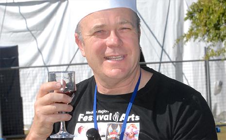 MECC festival and events pfoducer David Gerrand.