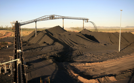 The resources industry is powering ahead as coal giants post record quarterly results and Oaky No.1 underground mine reopens. Macarthur Coal sold 1.48 million tonnes in the June Quarter