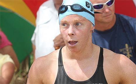Sarah Windsor is retiring from competitive racing.
