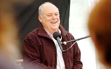 Northern Rivers writer Robert Drewe.