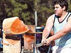 Timber Fest 'tree-mendous'