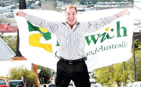 Ipswich Mayor Paul Pisasale.
