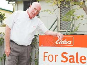 Gladstone's property prices one tick from rock bottom