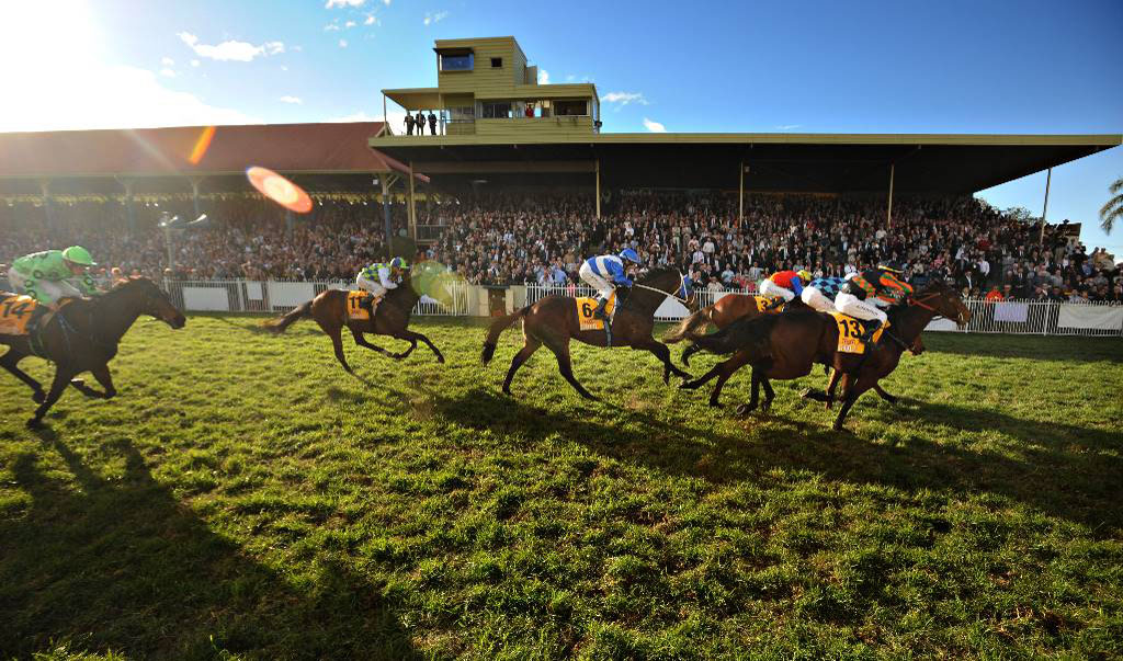 The Grafton July Racing Carnival - the richest regional carnival in Australia - officially gallops into action tomorrow.