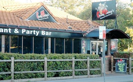 Cheeky Monkeys nightclub at Byron Bay